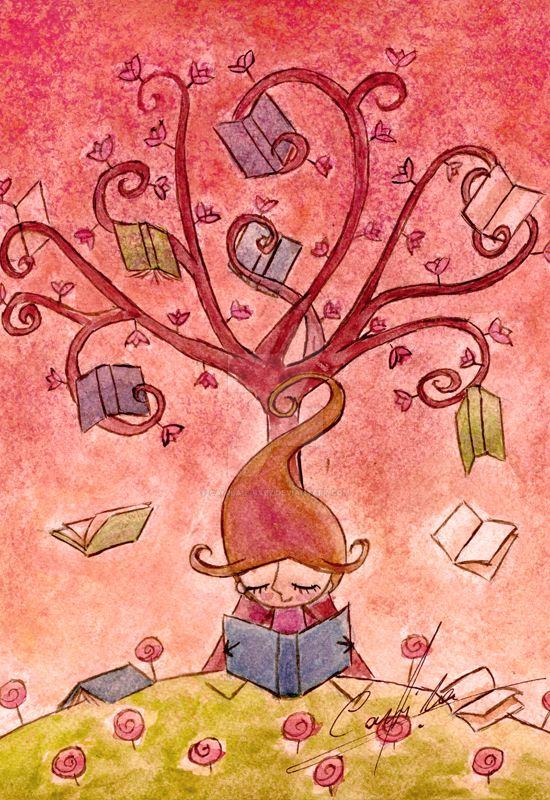 Arbol de la sabiduria by Camila-E-Saez