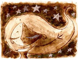 Estrellas Monocromatico