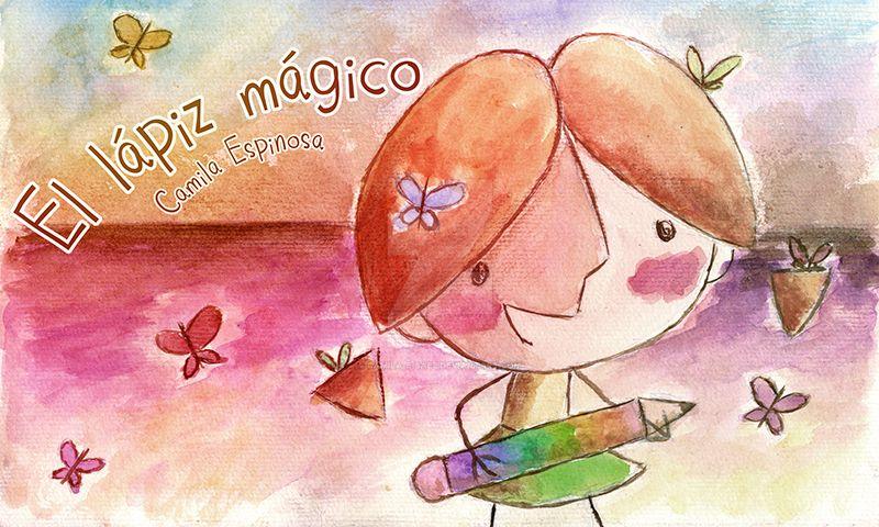 El lapiz magico by Camila-E-Saez