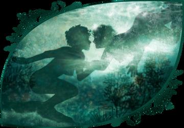 Mermaid by LadyMothwing