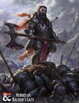 Kagain The Dwarven Fighter