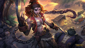 SMITE - First Mate Serqet