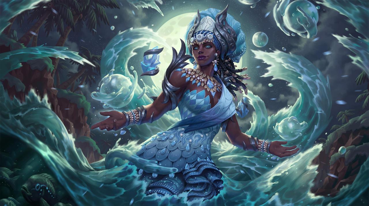 SMITE - Yemoja, Goddess of Rivers
