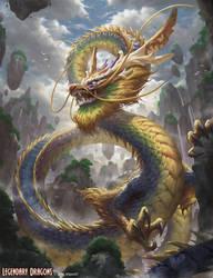 Kundal, The Rainbow Dragon