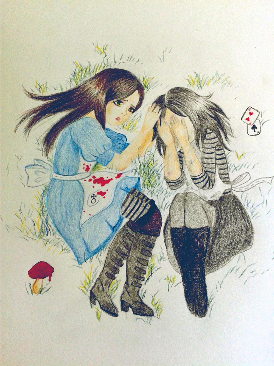 Poor Alice by Me-Li