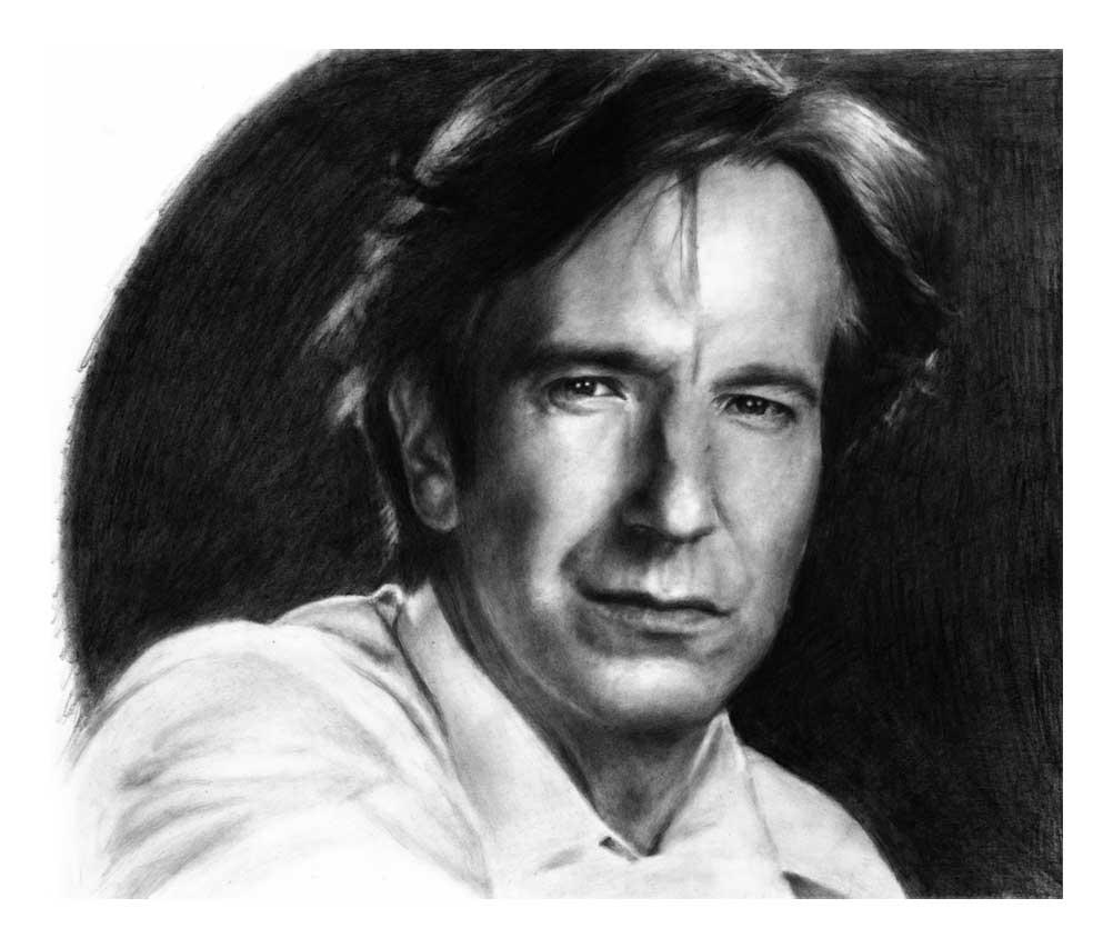 Alan Rickman As A Teenager