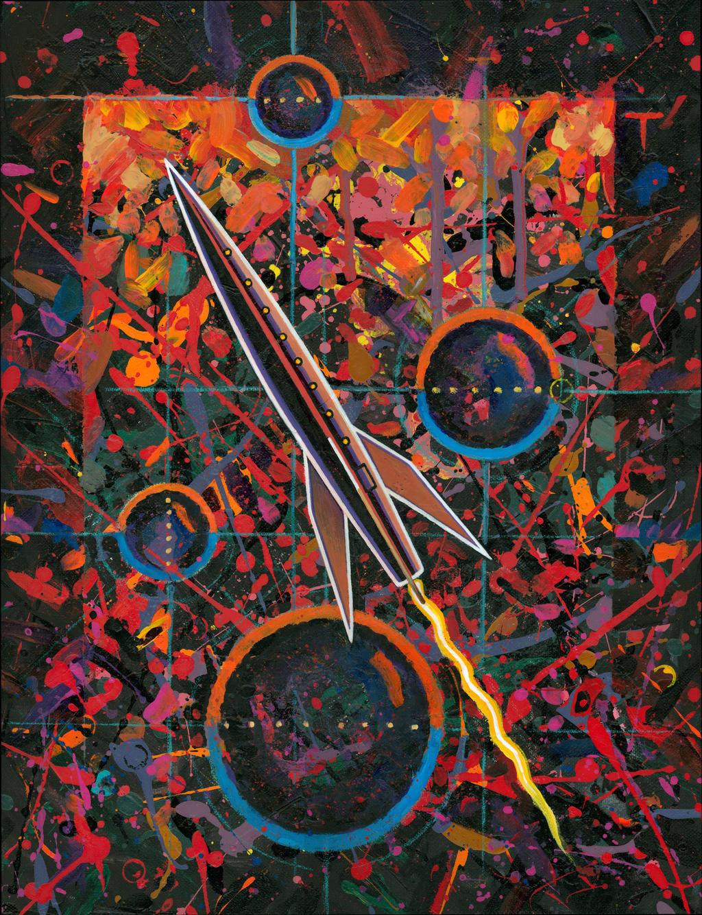 Rocket #91 by peterthorpe