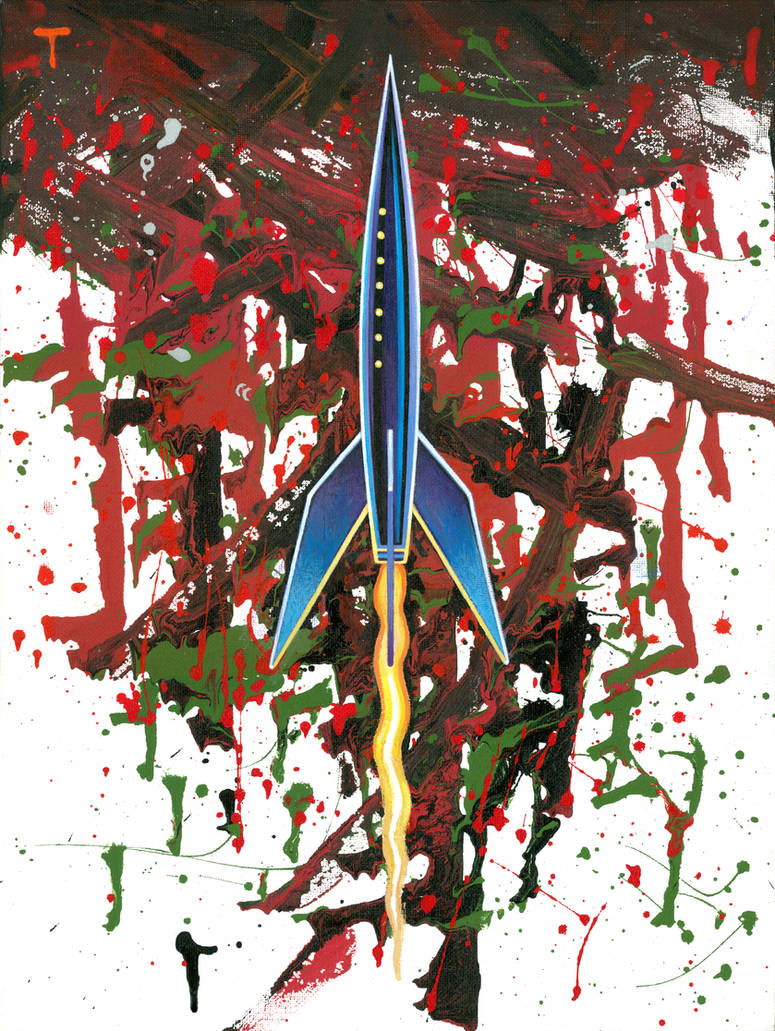 Rocket #83 by peterthorpe