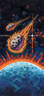 Two Asteroids