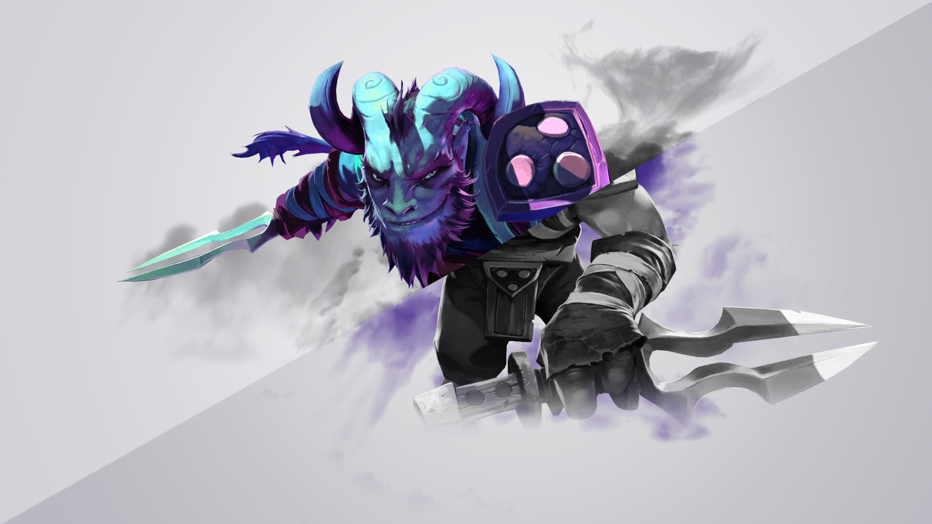 Free Dota 2 Riki Wallpaper 1920x1080 By Dandapixel On Deviantart