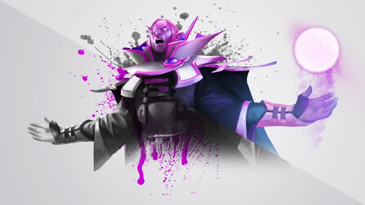 FREE Dota 2 Invoker Wallpaper 1920x1080 by DandaPixel on ...