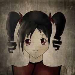 Iriye Namida-chan by Jass-chan