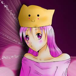 Pinku desuu by Jass-chan