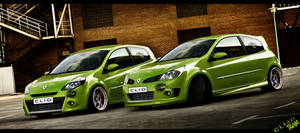Renault Clio Team by M4nfr3D
