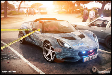 Lotus Elise by M4nfr3D