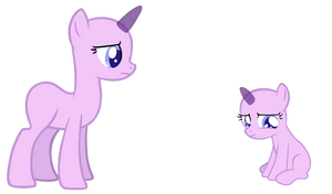 MLP Base#11: I miss my past by SugarSweet1234