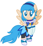 Magical  Karamatsu (ponyfied) by SugarSweet1234