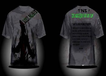 TNS tshirt Shadow series