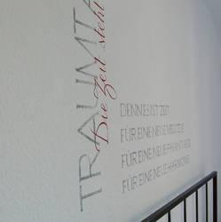 calligraphed bedroom nr 2