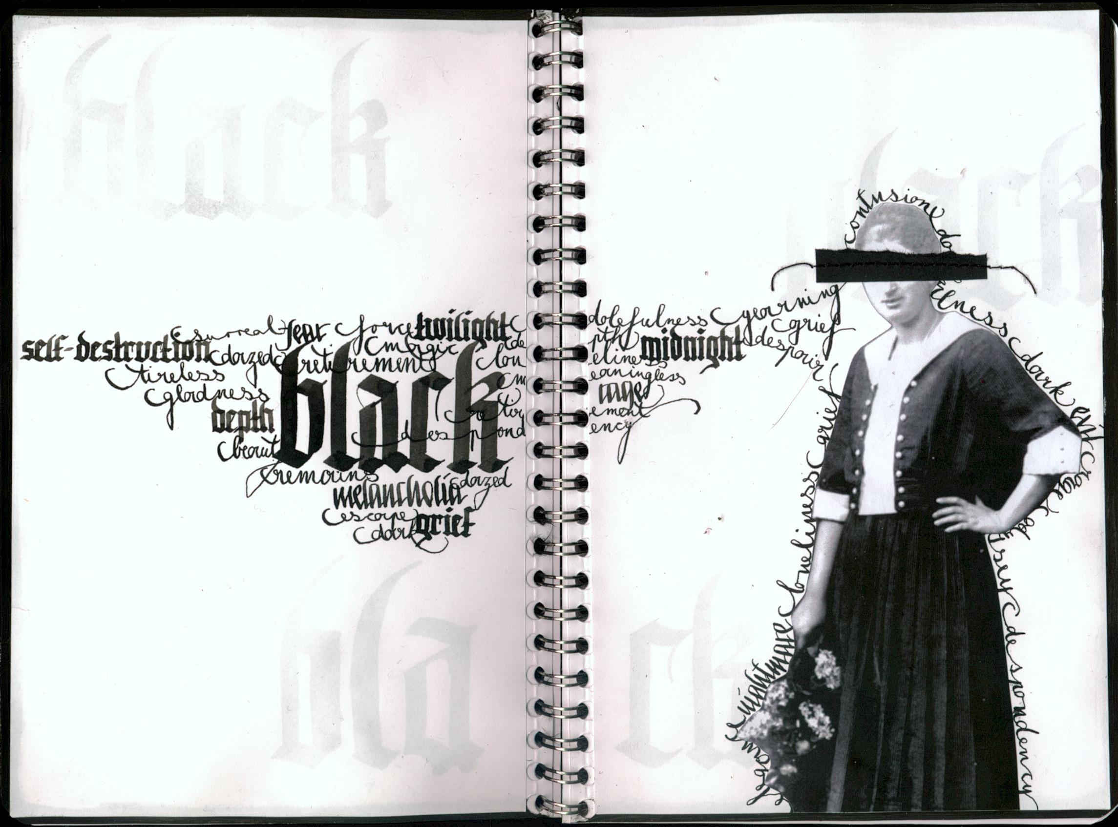 black confusion