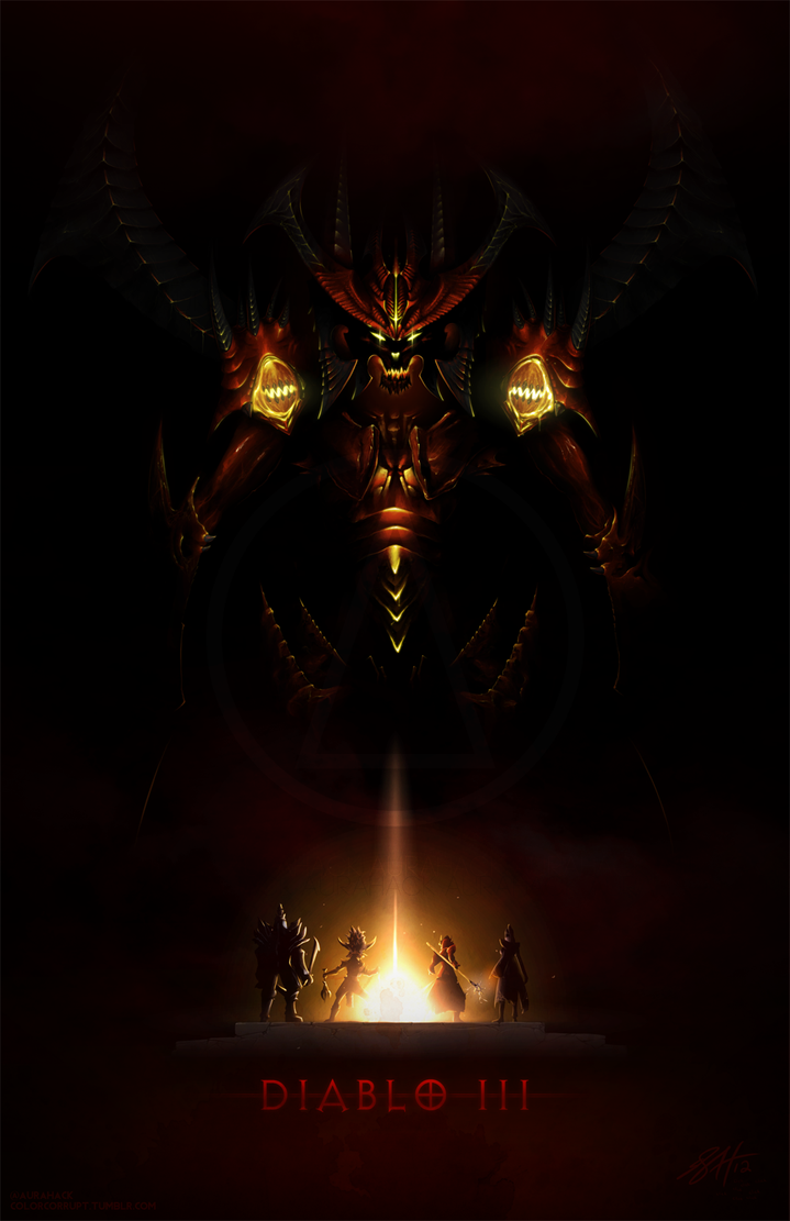 Diablo III by AuraHACK