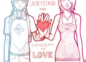 The Concept of Love by AuraHACK