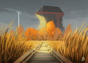 watchtower by AuraHACK