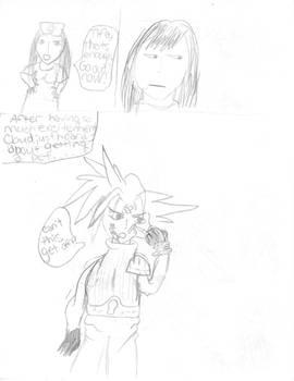 FFVII 1999 COMIC 1 PAGE 13