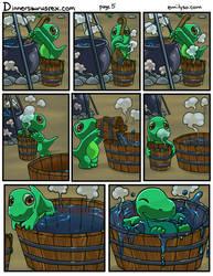 Bath Time pg05 by kiiroikimono