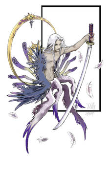 FFVII: One-Winged Angel