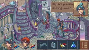 Mock Adventure RPG Screenie