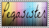 Pegasister Stamp II by jaydensunn