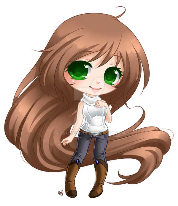 Mahel Chibi Commission By Raineseryn On Deviantart