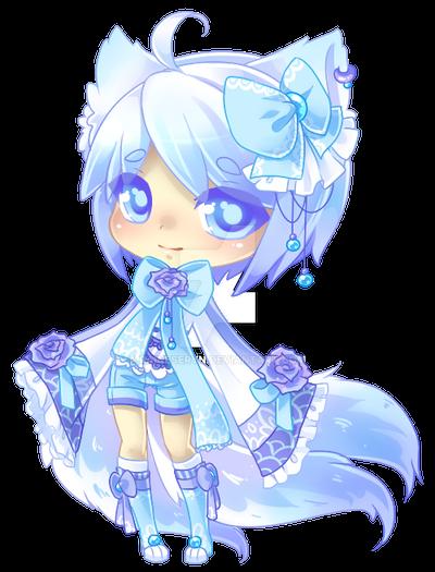 Custom Adopt: Amakai: Not for sale by RaineSeryn