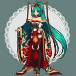 SOLD: Empress Adopt by RaineSeryn