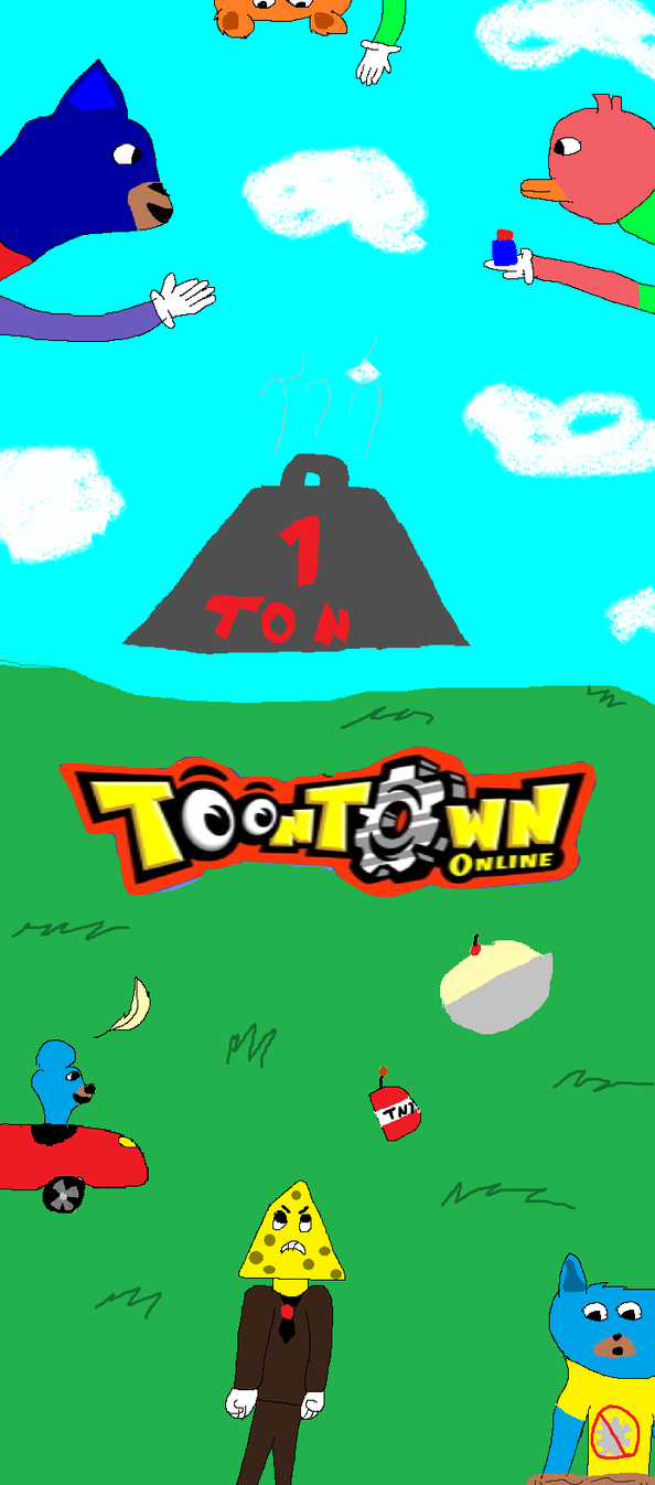 Toontown Custom Box free of use by Official-Fallblossom