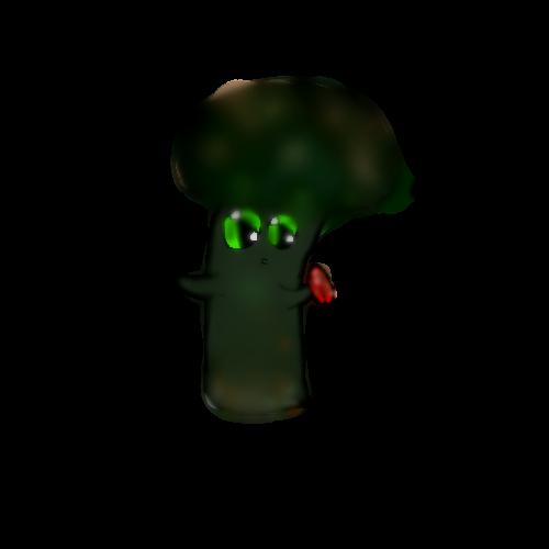 Mushroom by Official-Fallblossom