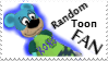 TheRandomToonShow Fan Stamp by Official-Fallblossom