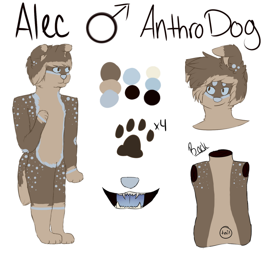 Alec Reference Sheet by Official-Fallblossom