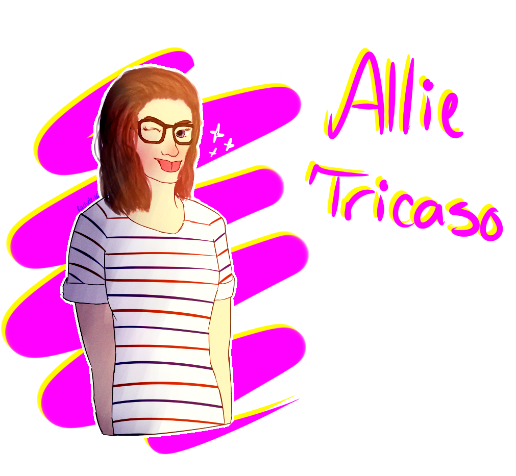 Allie Tricaso by Official-Fallblossom