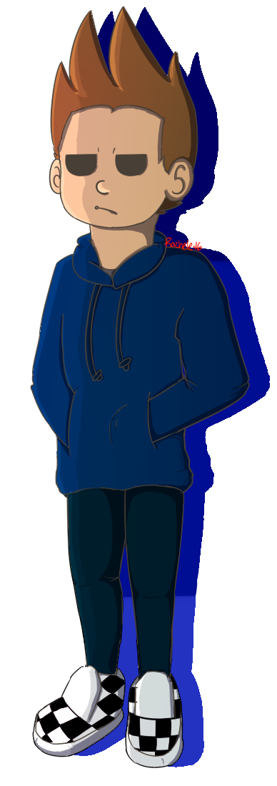 obligatory eddsworld drawing by Official-Fallblossom