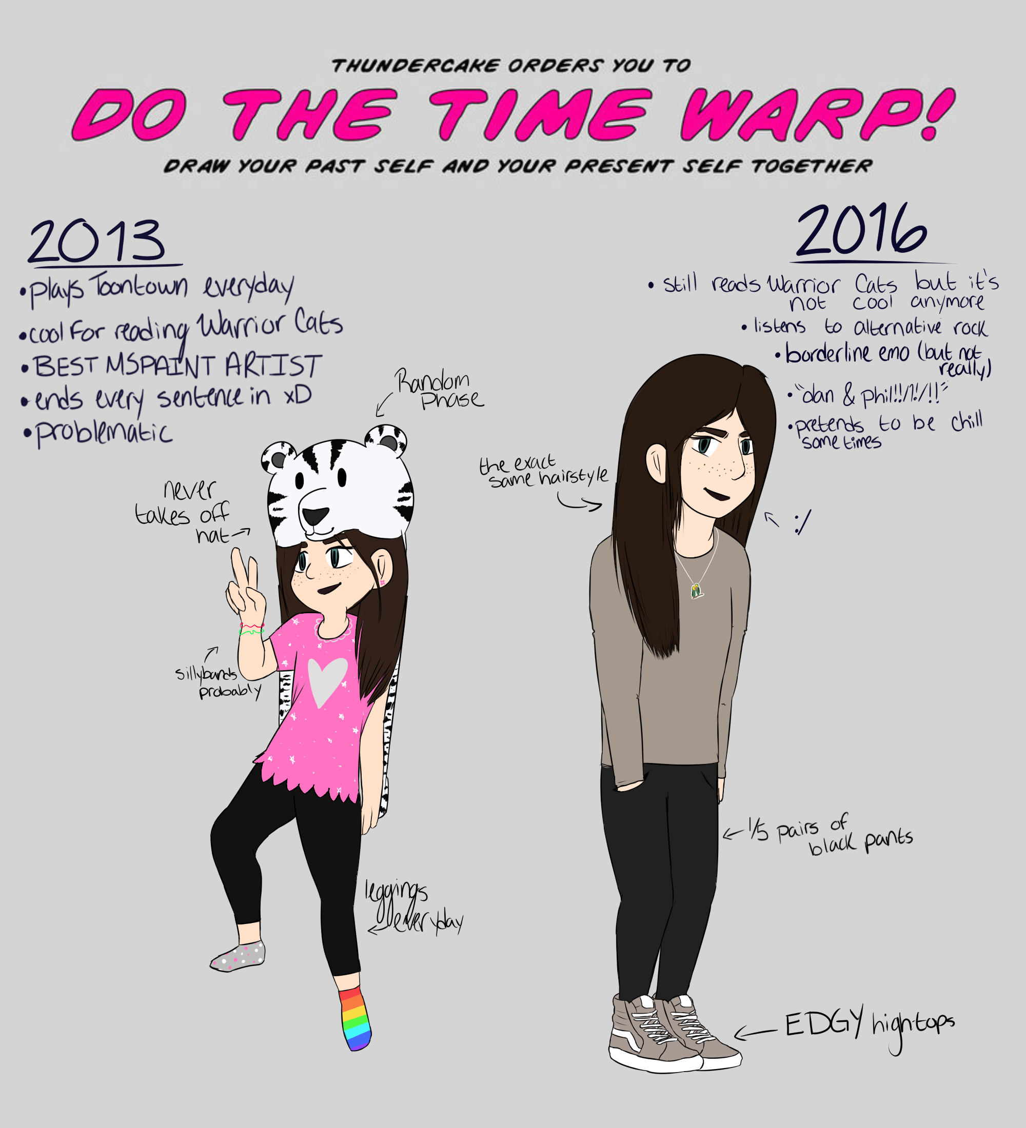 do the time warp! by Official-Fallblossom