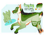 frogger by Official-Fallblossom