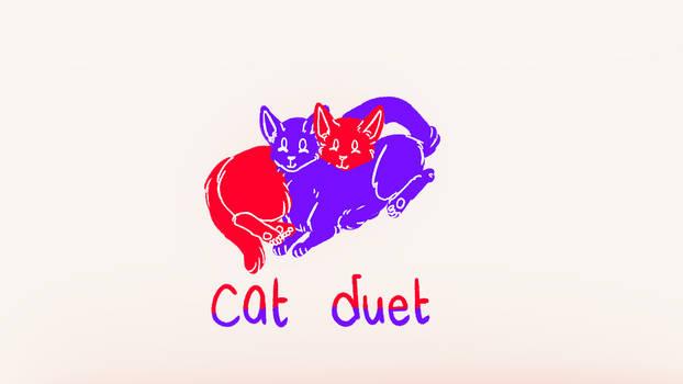 cat duet (link in desc)