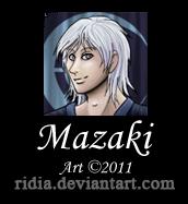 [Commission] Mazaki 2 by ridia