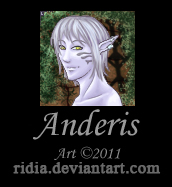 [Commission] Anderis by ridia