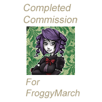 [Commission] FroggyMarch by ridia