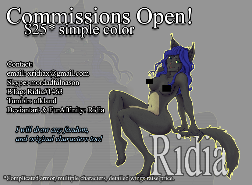 CommssionINFOCENSORED by ridia