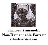 [Commission] Suchi-ru Yamaneko by ridia