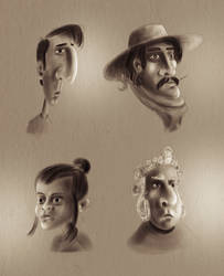 Character design 04